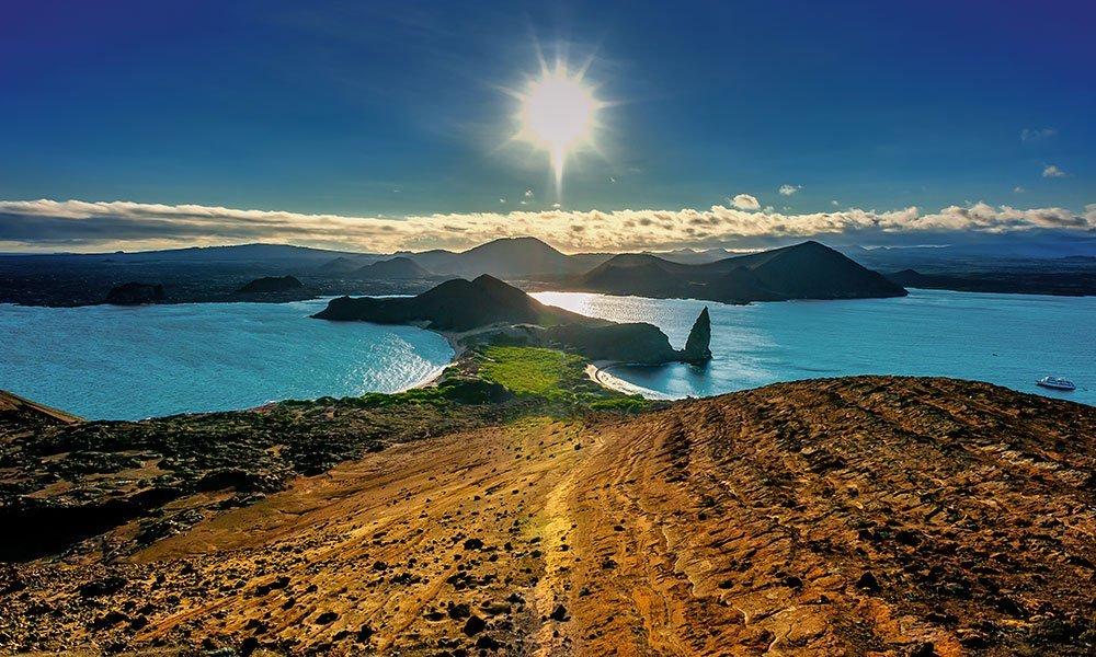 Conociendo Galápagos, las Islas Encantadas
