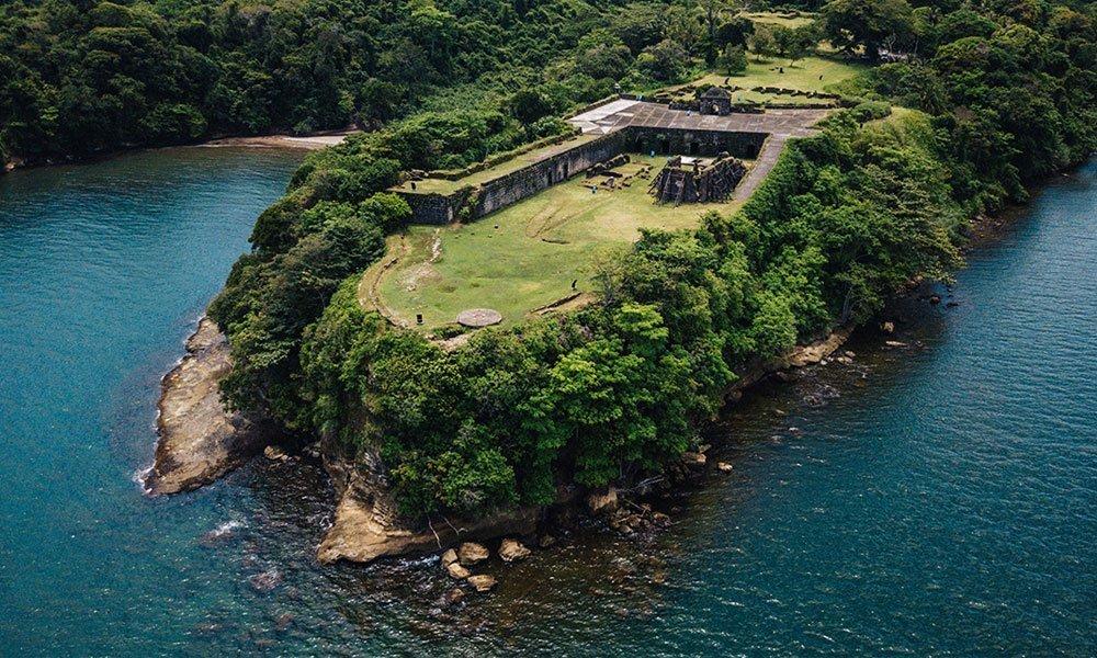 Panamá Fuerte San Lorenzo